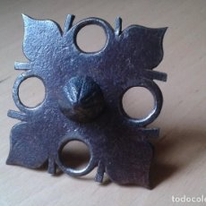 Antigüedades: CLAVO DE FORJA SIGLO XVII. Lote 64381459