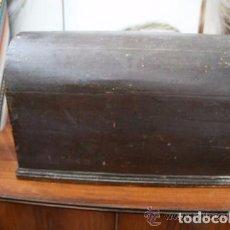 Antigüedades: TAPADERA MAQUINA DE COSER. Lote 69078141