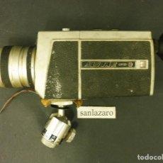 Antigüedades: VIDEOCAMARA ANTIGUA MARCA ALSTAR SUPER 8 MODELO PZ-803 MADE IN JAPAN REFLEX ZOOM LENS F280. Lote 64541067