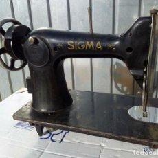 Antigüedades: CABEZA SIGMA FUNCIONA . Lote 64587011