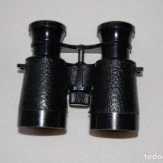 Antigüedades: PEQUEÑOS PRISMÁTICOS MARCA ARO KALER 4 X 35 MEDIANO ALCANCE Y ZOOM . Lote 64790343