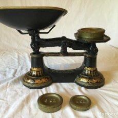 Antigüedades: BÁSCULA AÑOS 70. Lote 64962695