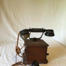Teléfonos: TELÉFONO FRANCÉS DEL AÑO 1900. Lote 64963675