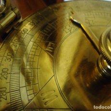 Antigüedades: MARCADOR DEMORAS DE GRAN TAMAÑO ,MUY RARO, 40 CENT MAX ALTURA ,DIAMETRO ROSA 18,MUY ANTIGUO. Lote 65932014