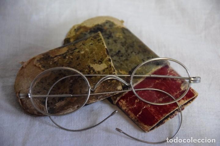 GAFAS GRADUADAS PRINCIPIOS DEL SIGLO XX (Antigüedades - Técnicas - Instrumentos Ópticos - Gafas Antiguas)