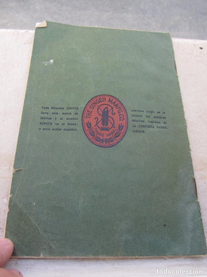 Antigüedades: Catálogo Maquinas de Coser Singer 1912 - Foto 6 - 66105310
