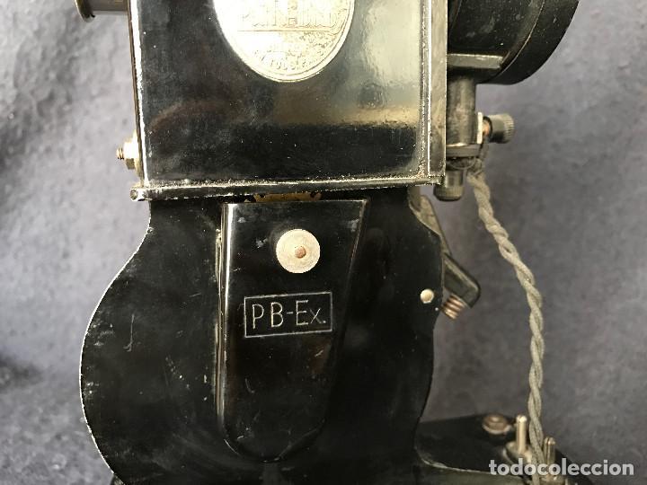Antigüedades: PROYECTOR PRECINE PATHE BABY, 1920. 16 o 9,5 MM? - Foto 4 - 66130678