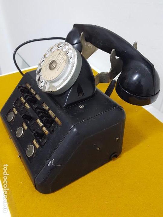 Teléfonos: Teléfono centralita antigua. - Foto 2 - 66157126