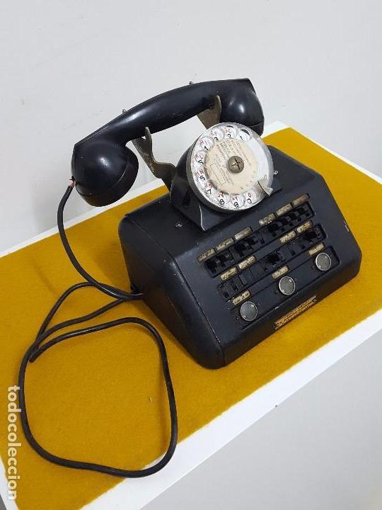 Teléfonos: Teléfono centralita antigua. - Foto 3 - 66157126