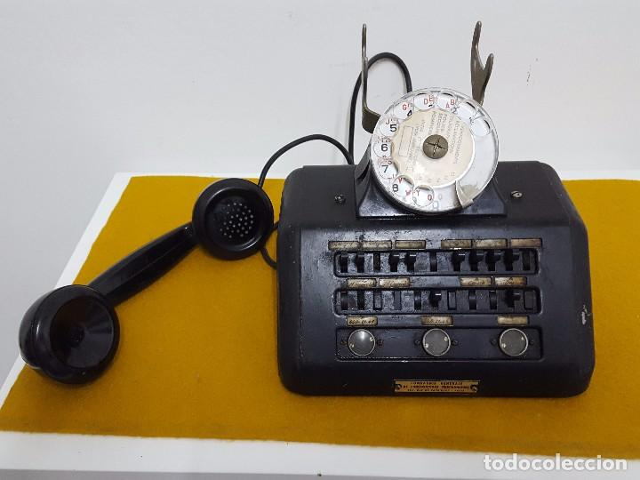 Teléfonos: Teléfono centralita antigua. - Foto 4 - 66157126