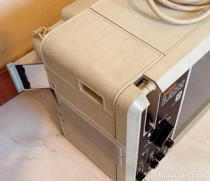Antigüedades: EUMIG R2000. INSTAPROYECTOR. FUNCIONANDO.. ENVIO CERTIFICADO INCLUIDO.. - Foto 6 - 207460117