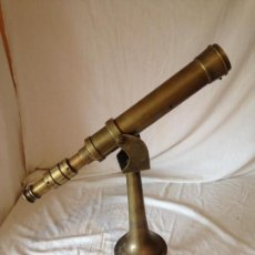 Antigüedades: TELESCOPIO DE BRONCE. SIGLO IX. Lote 66849910