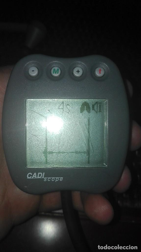 Antigüedades: fonendoscopio cadiscope - Foto 4 - 66960350