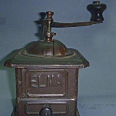 Antigüedades: MOLINILLO DE CAFÉ ELMA. Lote 66964694