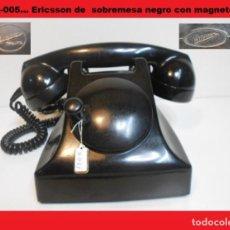 Teléfonos: TELEFONO ANTIGUO -ERICSSON A MAGNETO- DE SOBREMESA SE ENVÍA EL DE LA FOTO. Lote 67320813