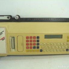 Antigüedades: DISEÑADOR ELECTRONICO PLOTTER-NEOLT NED 1000 ¡¡FUNCIONANDO¡¡ VINTAGE ITALY 80S - IMPRESORA PLOTER. Lote 67367017