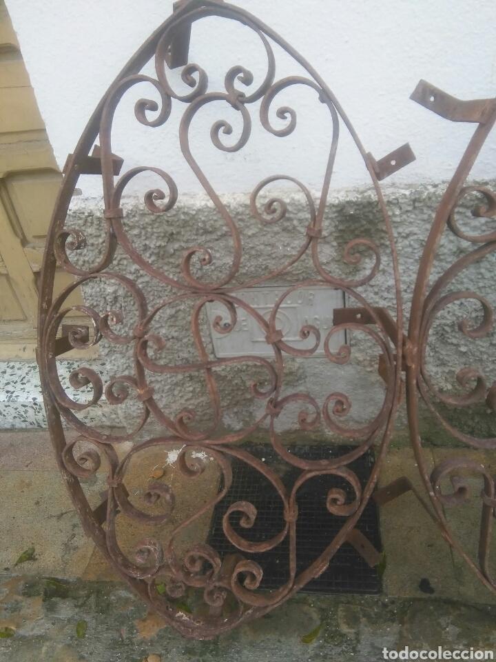 Antigüedades: Pareja de traga luz - Foto 3 - 67398639