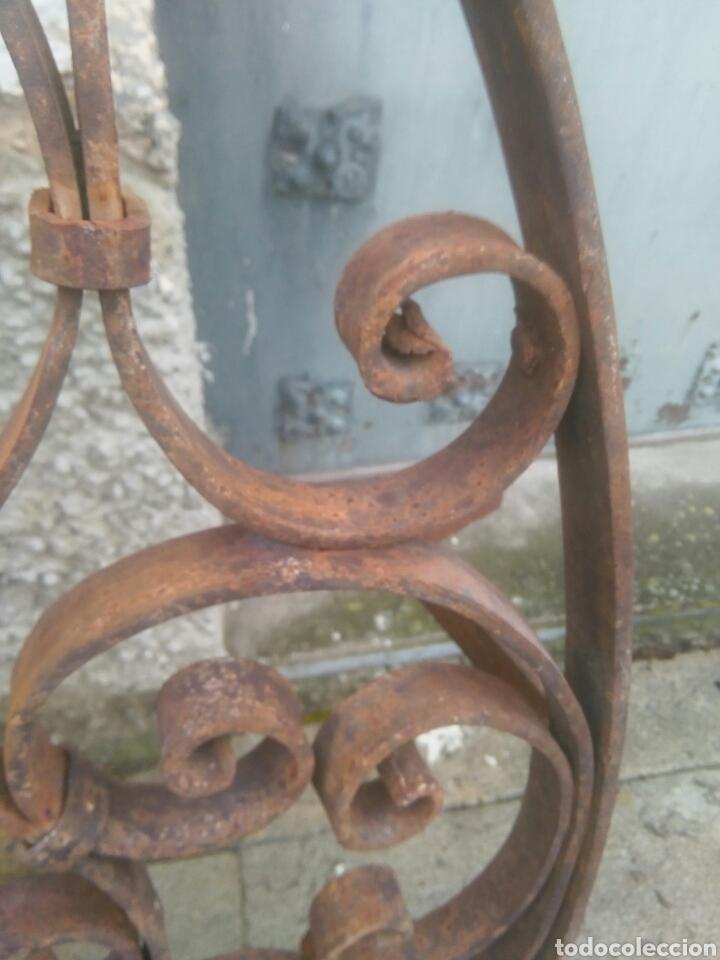 Antigüedades: Pareja de traga luz - Foto 5 - 67398639