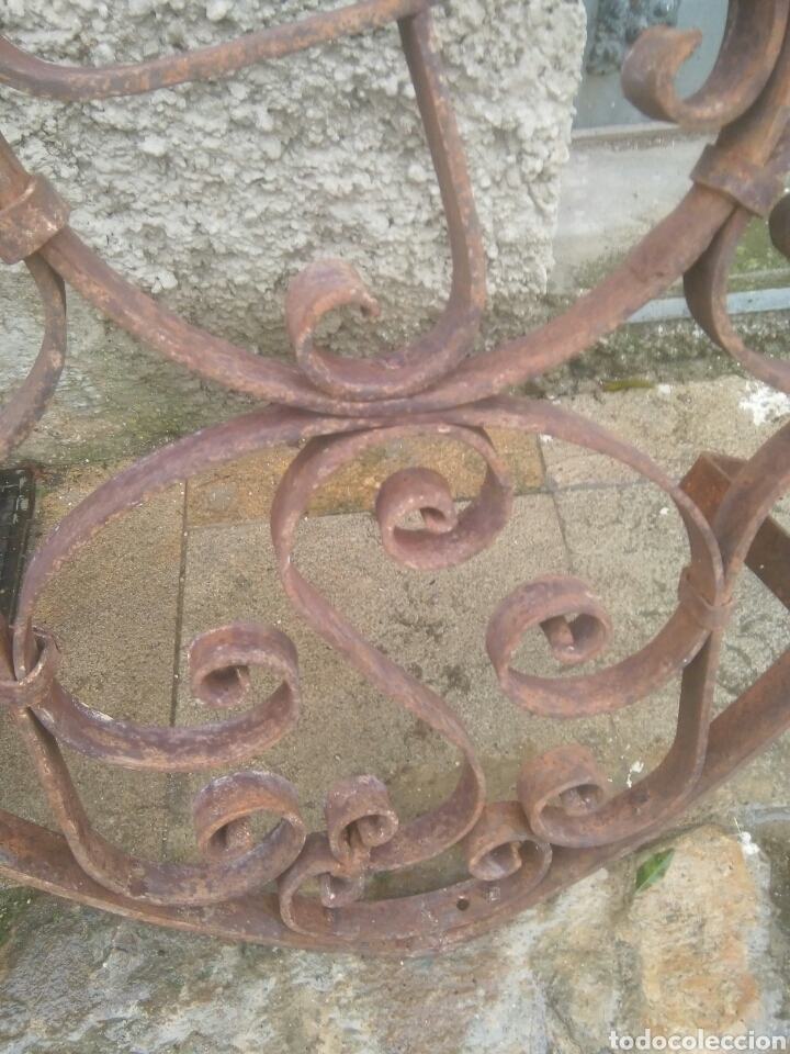 Antigüedades: Pareja de traga luz - Foto 6 - 67398639