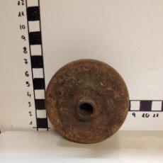 Antigüedades: POMO TALADRO MANUAL / BERBIQUÍ (M). Lote 67535565