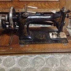 Antigüedades: MÁQUINA DE COSER. Lote 67613665