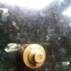 Antigüedades: PESA DE 200 GRAMOS EN BRONCE. Lote 67707347
