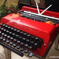 Máquina de escribir Olivetti Valentine (1969)