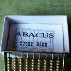 Antigüedades: ÁBACO DE BRONCE. Lote 67723490