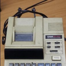 Antigüedades: CALCULADORA CASIO DR 1212 T PRINTING CALCULATOR. Lote 67969209