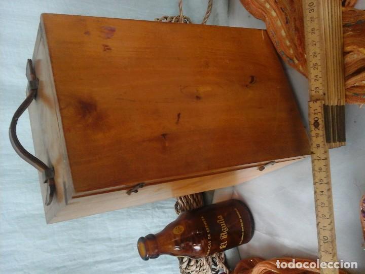 Antigüedades: MICROSCOPIO JUNIOR ANTIGUO AÑOS 70. CAJA ORIGINAL. OLD MICROSCOPE ORIGINAL BOX: - Foto 9 - 120876234