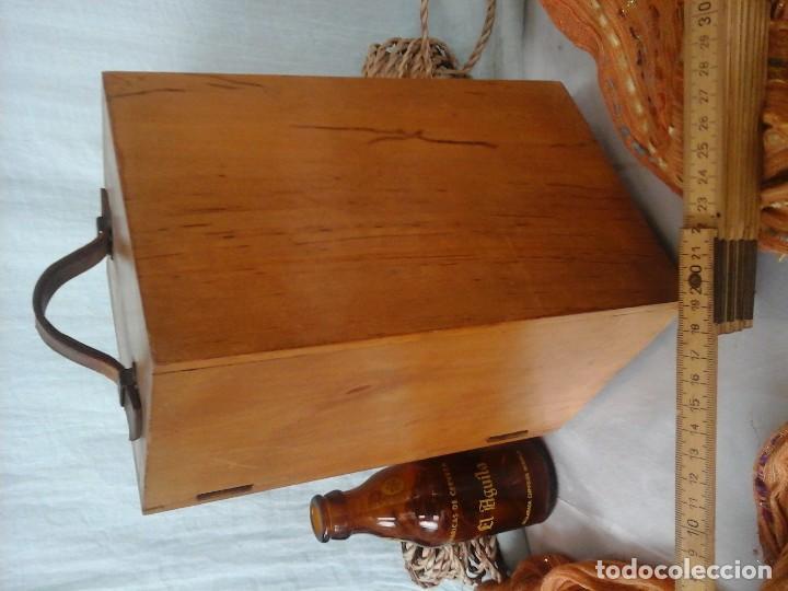Antigüedades: MICROSCOPIO JUNIOR ANTIGUO AÑOS 70. CAJA ORIGINAL. OLD MICROSCOPE ORIGINAL BOX: - Foto 10 - 120876234