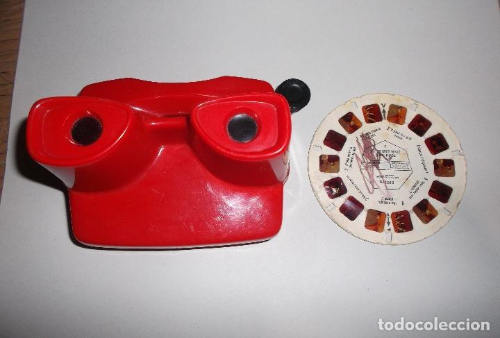 Antigüedades: ANTIGUO VISOR DE DIAPOSITIVAS MARCA SUPER 3D VIEWER. - Foto 2 - 151854588