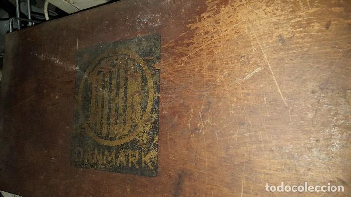 Antigüedades: TITAN - MAQUINA DE ANUDAR - PRIMER MODELO - 1935 - Foto 7 - 68243761