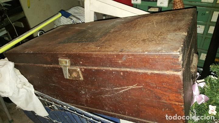 Antigüedades: TITAN - MAQUINA DE ANUDAR - PRIMER MODELO - 1935 - Foto 8 - 68243761