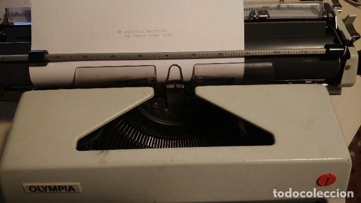 Antigüedades: Máquina de escribir Olympia - Foto 3 - 68311585