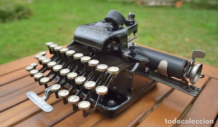 Antigüedades: Máquina de escribir Rem-Blick, 1928. USA. - Foto 6 - 159381549