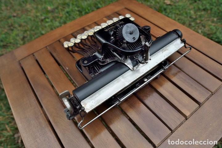 Antigüedades: Máquina de escribir Rem-Blick, 1928. USA. - Foto 7 - 159381549