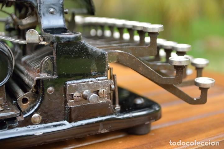 Antigüedades: Máquina de escribir Rem-Blick, 1928. USA. - Foto 9 - 159381549