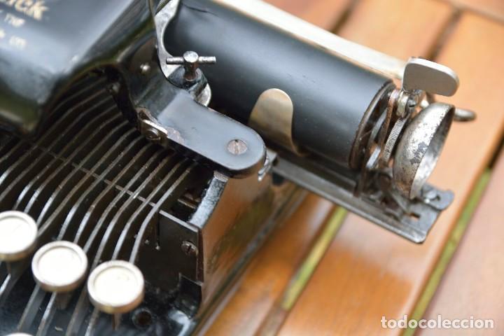 Antigüedades: Máquina de escribir Rem-Blick, 1928. USA. - Foto 10 - 159381549