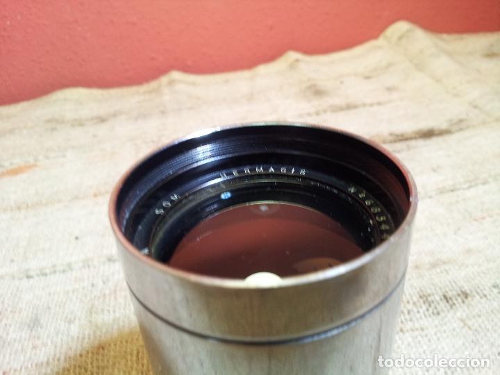 Antigüedades: HERMAGIS Paris Cinema lens F=125 mm No.683447 para proyector - Foto 14 - 68361853