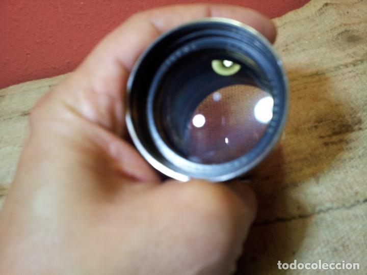 Antigüedades: HERMAGIS Paris Cinema lens F=125 mm No.683447 para proyector - Foto 33 - 68361853