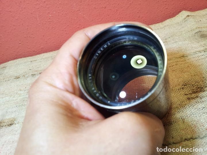 Antigüedades: HERMAGIS Paris Cinema lens F=125 mm No.683447 para proyector - Foto 34 - 68361853
