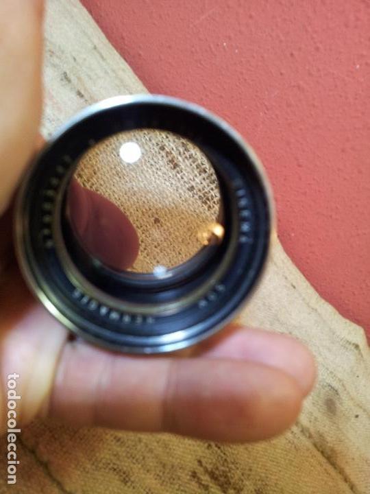 Antigüedades: HERMAGIS Paris Cinema lens F=125 mm No.683447 para proyector - Foto 36 - 68361853