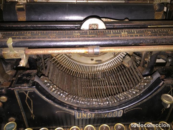 Antigüedades: Underwood para decoración - Foto 2 - 68379857