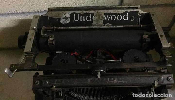 Antigüedades: Underwood para decoración - Foto 3 - 68379857