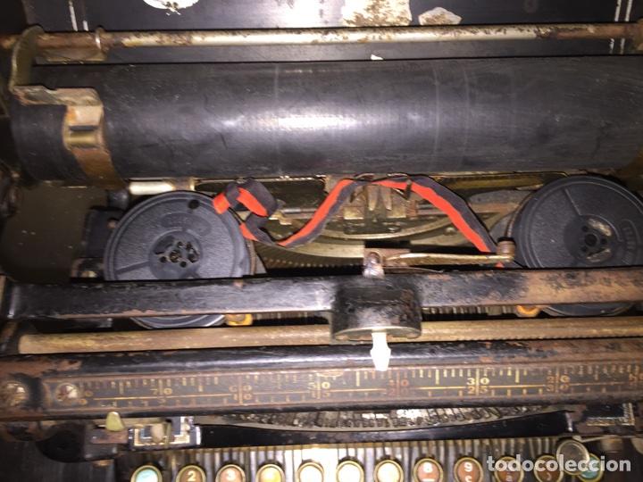 Antigüedades: Underwood para decoración - Foto 4 - 68379857
