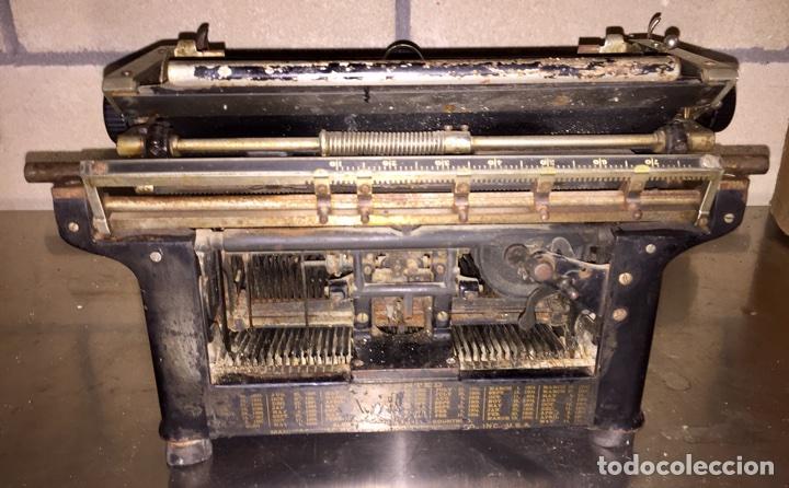 Antigüedades: Underwood para decoración - Foto 7 - 68379857