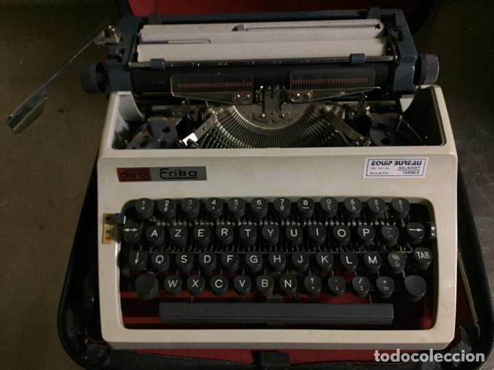 Antigüedades: Máquina de escribir Erika - Foto 2 - 68379967