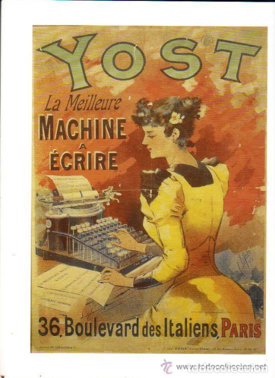 Antigüedades: LA MÀQUINA D`ESCRIURE EINA DE TREBALL PEÇA DE MUSEU LIBRO EXPOSICIÓN 2007 máquina de escribir - Foto 11 - 68664285