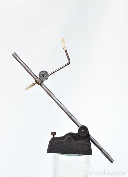 Antigüedades: GRAMIL DE ACERO PARA METALES francés de la marca RACOM - Foto 2 - 68694673